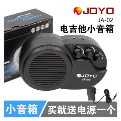 JOYO 失真電吉他音響耳機 JA-02 迷你木吉他電吉他音箱便攜小音箱