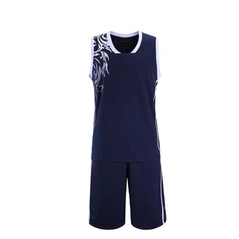 篮球服套装 篮球队服团购可定做定制印号字logo图片