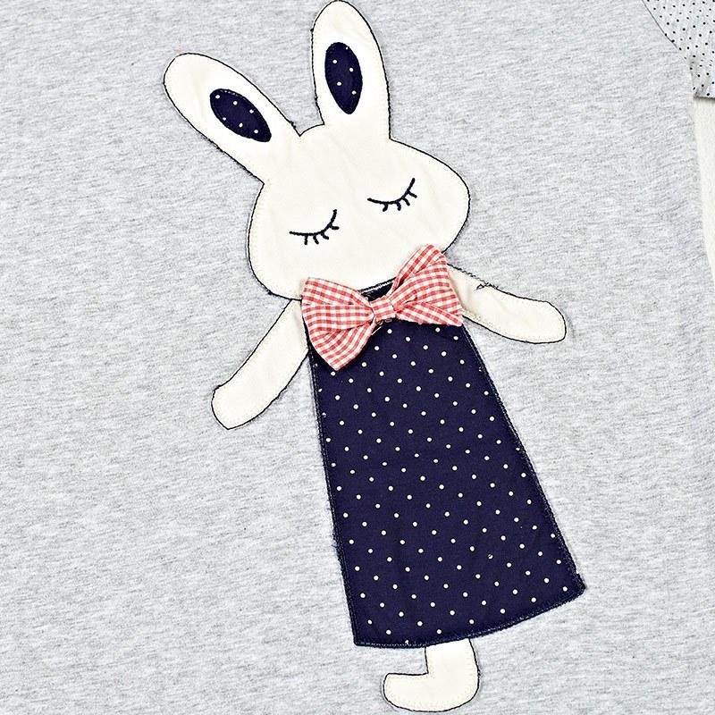 安之伴2016新款春夏季睡衣女长袖 纯棉韩版卡通可爱家居服套装