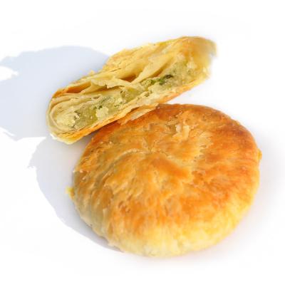 楊巷三品 夏氏蔥油餅小月餅油酥餅 傳統特產零食