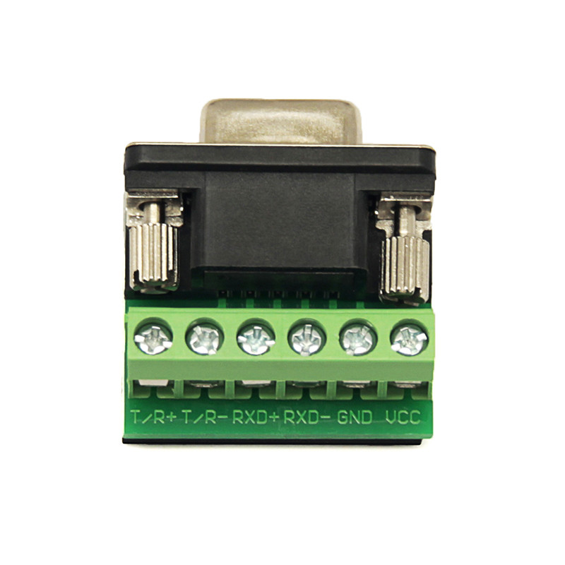 0转rs485/422转换器 9针串口线