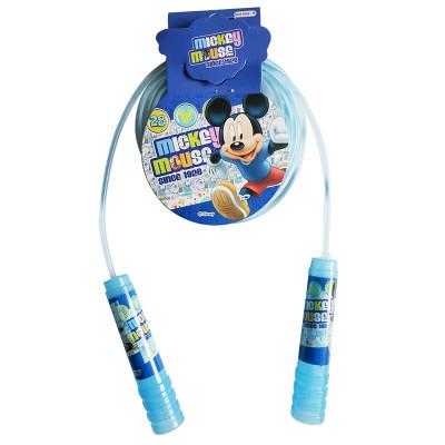 迪士尼(Disney)透明实心跳绳儿童专用跳绳SD31002