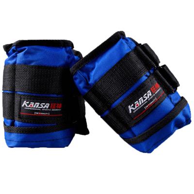 狂神負重沙袋鐵沙綁腿5公斤重量可調節可增減運動沙綁腿KS0895