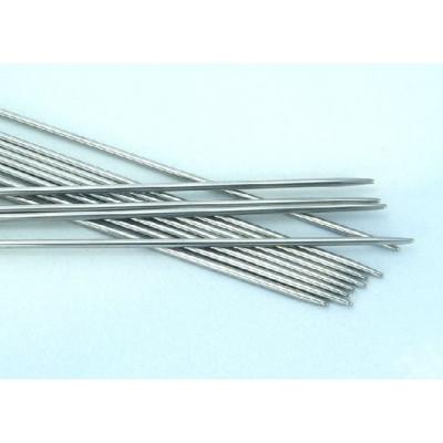 艾秀 不锈钢针 直针 毛衣针毛线编织工具特价促销 长针14号