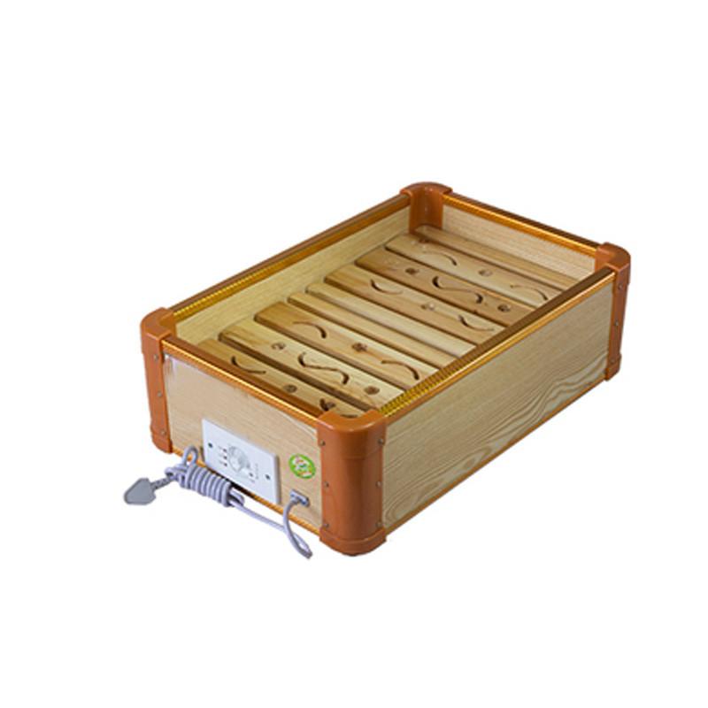 家用暖脚器实木取暖器烤火炉烤火箱实木电火桶火盆烤脚烘脚烤火器