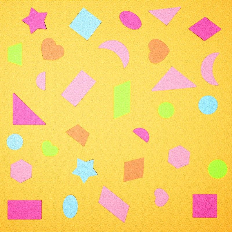 幼儿园男孩益智游戏区墙上地摊3-6岁圈圈配对桌面玩具木墙积玩具形状泡沫套墙面形状图片