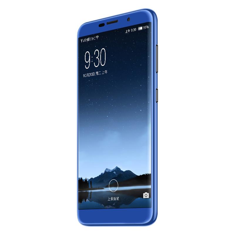 小辣椒v321 por 无边框 全面屏 全网通4g手机 蓝色 4gb 64gb