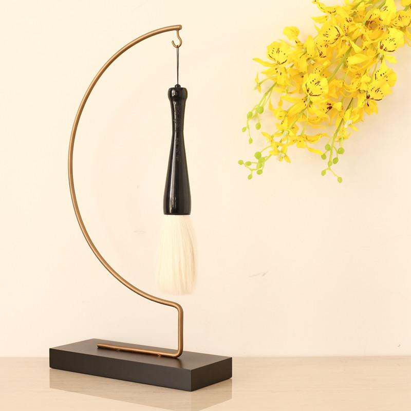 现代中式客厅工艺品摆设 创意室内办公室玄关装饰品 家居简约摆件