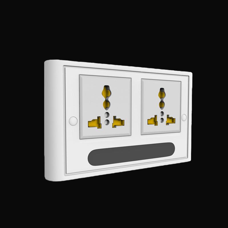 插座适配器无线wifi远程监控微型摄像机录音录像高清隐形非针孔摄像头