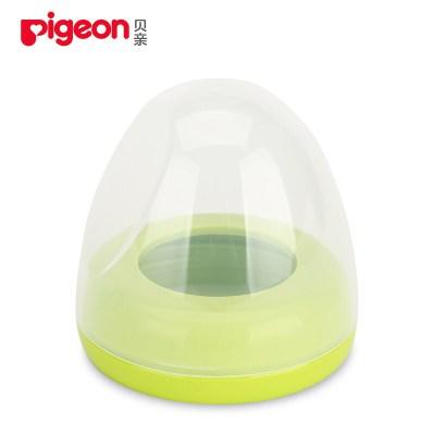 贝亲(pigeon) 奶瓶盖宽口径贝亲奶瓶配件盖帽组奶瓶圈旋盖螺牙盖子/ BA61绿色