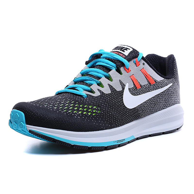 nike/耐克 女鞋 air zoom structure 20 运动鞋跑步鞋