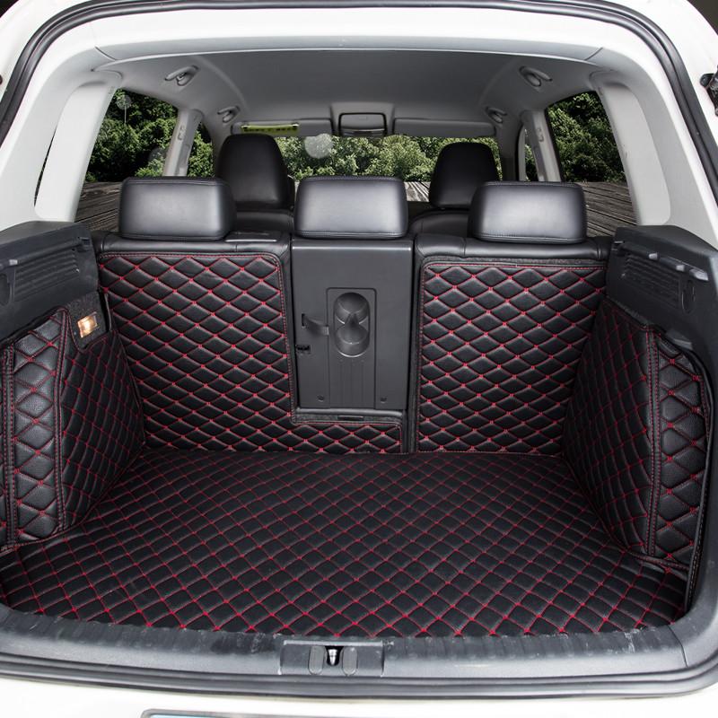 腾安达 汽车后备箱垫全包围 大众途观帕萨特速腾迈腾昂科威后备箱垫子
