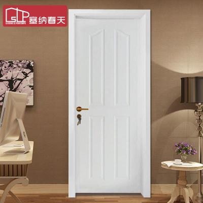 塞納春天木門室內套裝門實木復合烤漆房門臥室門型號209