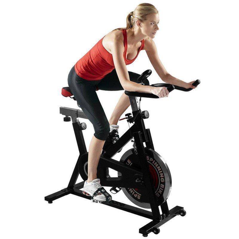 健身房链条家庭静音动感单车健身车家用健身起重机液压阀块图片