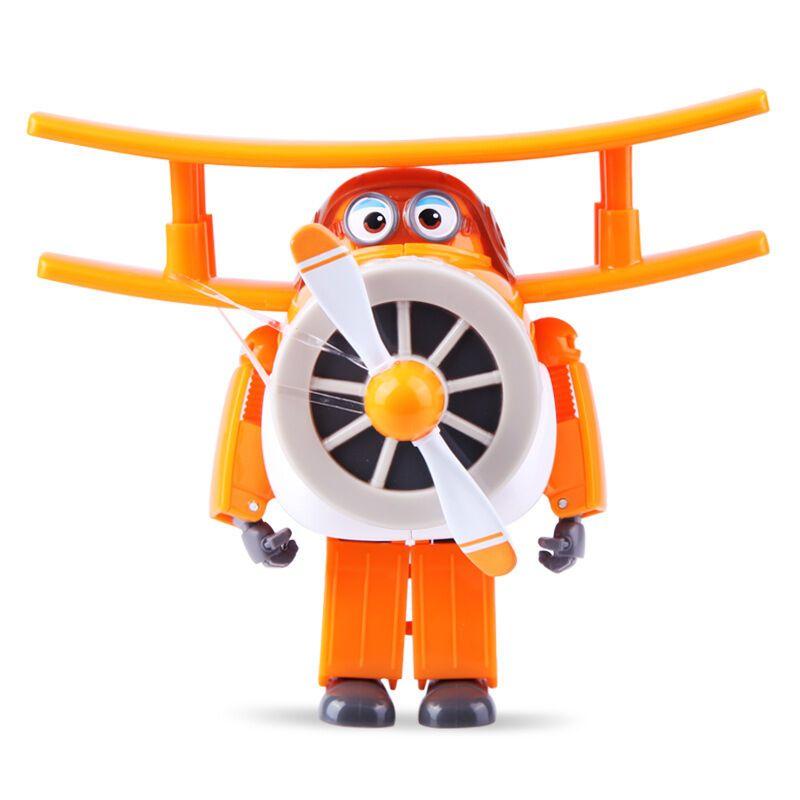 奥迪双钻 超级飞侠 儿童玩具男孩益智变形机器人套装丨变形机器人胡须图片