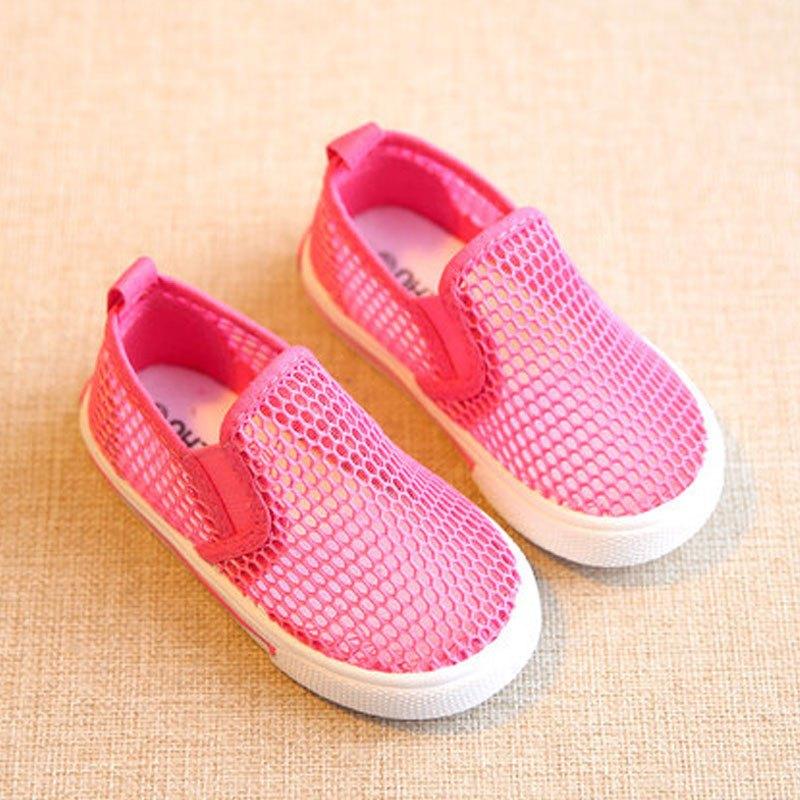2017新款夏季婴儿幼儿儿童鞋凉鞋网鞋男童女童小童宝宝鞋子1-3岁2可爱