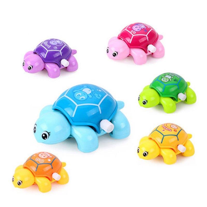 发条玩具组合7件套0-3岁4-6岁宝宝学爬q萌小动物玩具当季新品可爱卡通