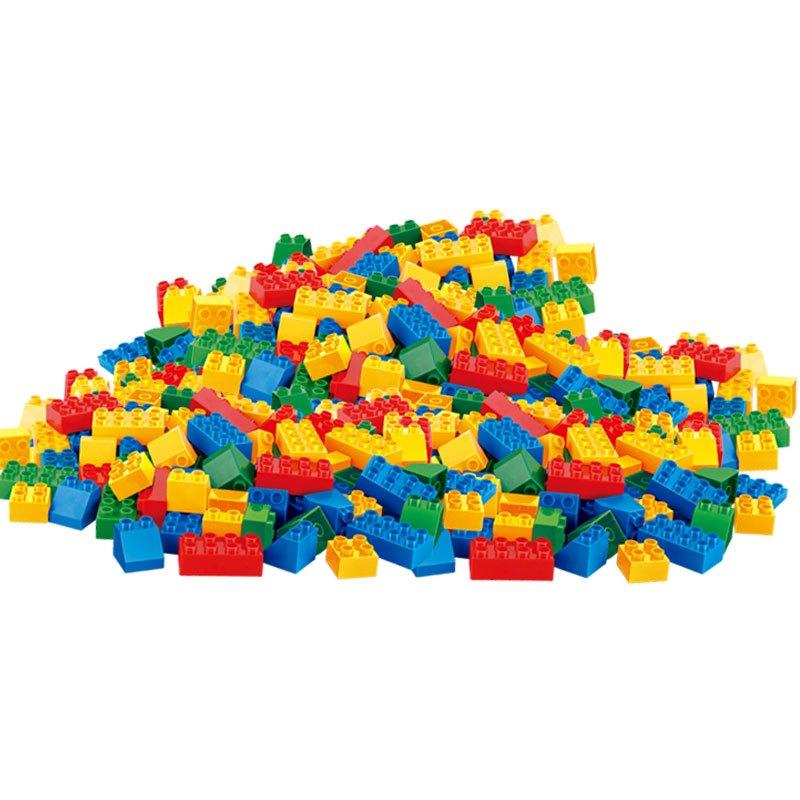 【大颗粒】爱上幼儿园教具 邦宝益智积木教育玩具 儿童动物园 6505