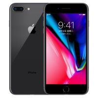 【二手9成新】苹果iPhone 8 Plus全网通 深空灰 灰色 64 G 国行正品