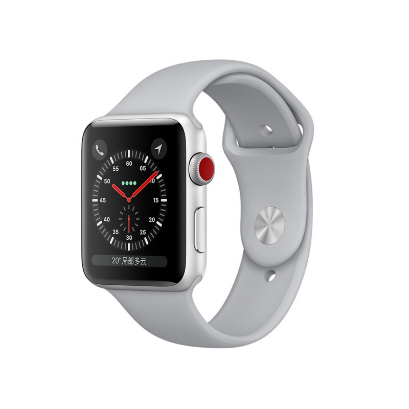AppleWatch4测评,速度快外观美,改掉之前存在缺点