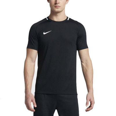 耐克NIKE 2017 秋 男 短tee AS M NK DRY ACDMY TOP SS 832968-010