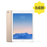 【二手95成新】 Apple iPad MPGT2CH A 9.7英寸 air2升级版平板电脑(32G WLAN 金色)