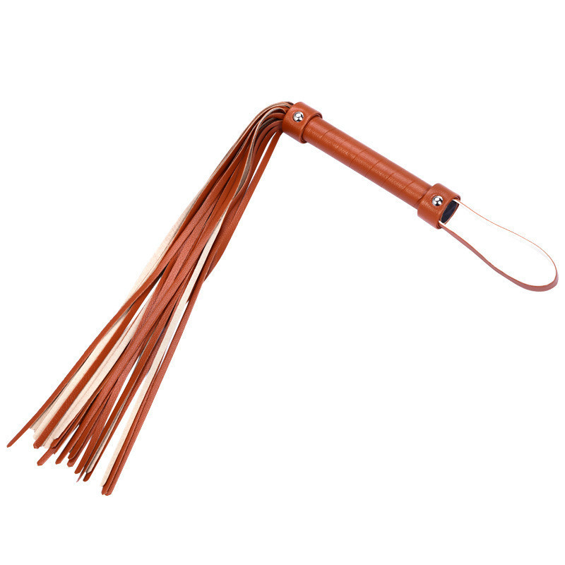 美加奴女奴情趣皮鞭情趣散鞭另类调教鞭子成人成人用品道具的有惩罚男朋友我图片