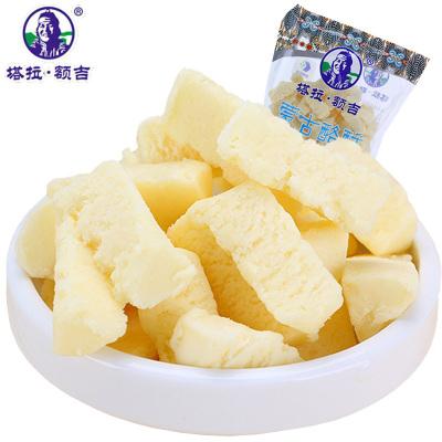 塔拉額吉蒙古酪酥500g酸奶疙瘩奶片內蒙古奶酪條酸奶條奶豆腐原味