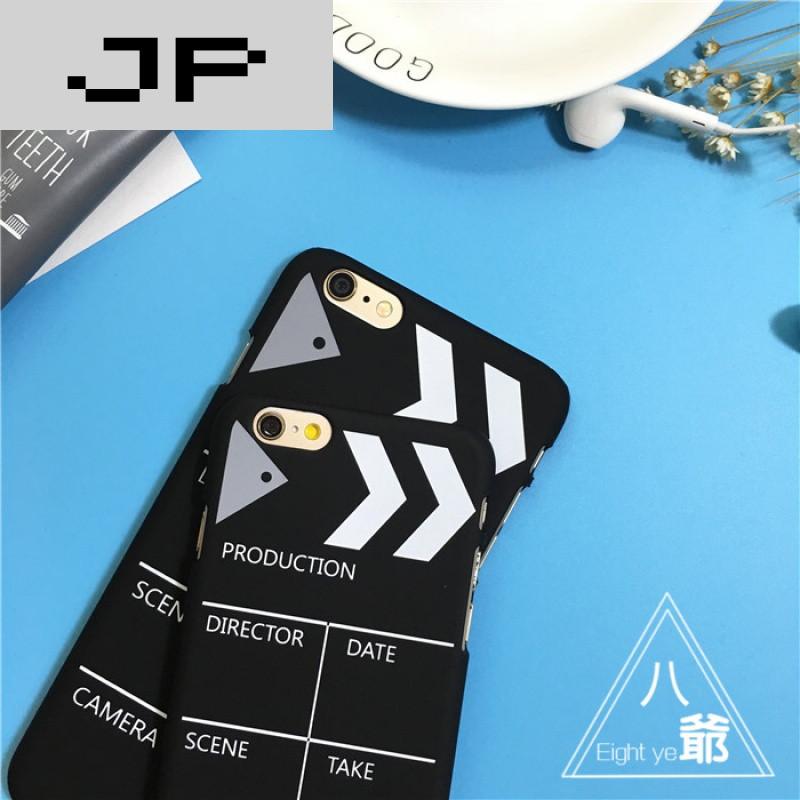 jp潮流品牌創意個性電影導演打板iphone6s手機殼蘋果7