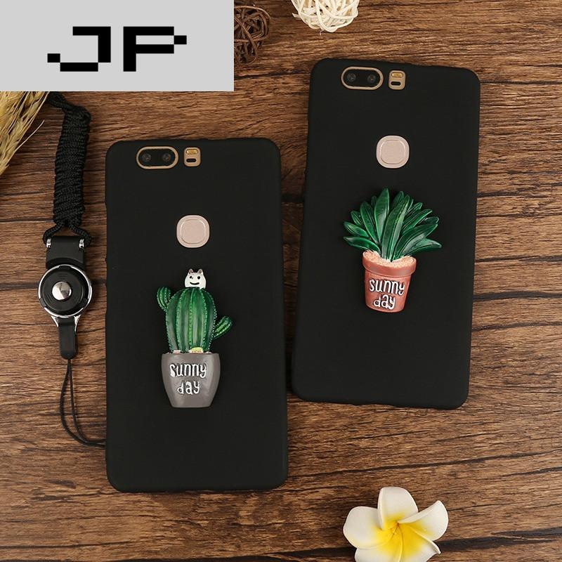 JP潮流品牌华为P10手机壳p10plus保护套挂绳