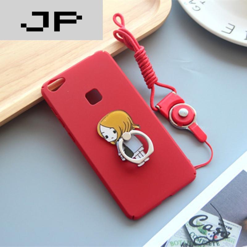 手机套品牌_jp潮流品牌vivo步步高x7 x7plus支架手机壳x6 x6plus挂绳手机套全包磨