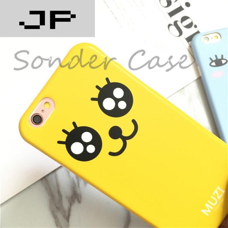 jp潮流品牌韩国kakao friends可爱屁桃iphone6s手机壳