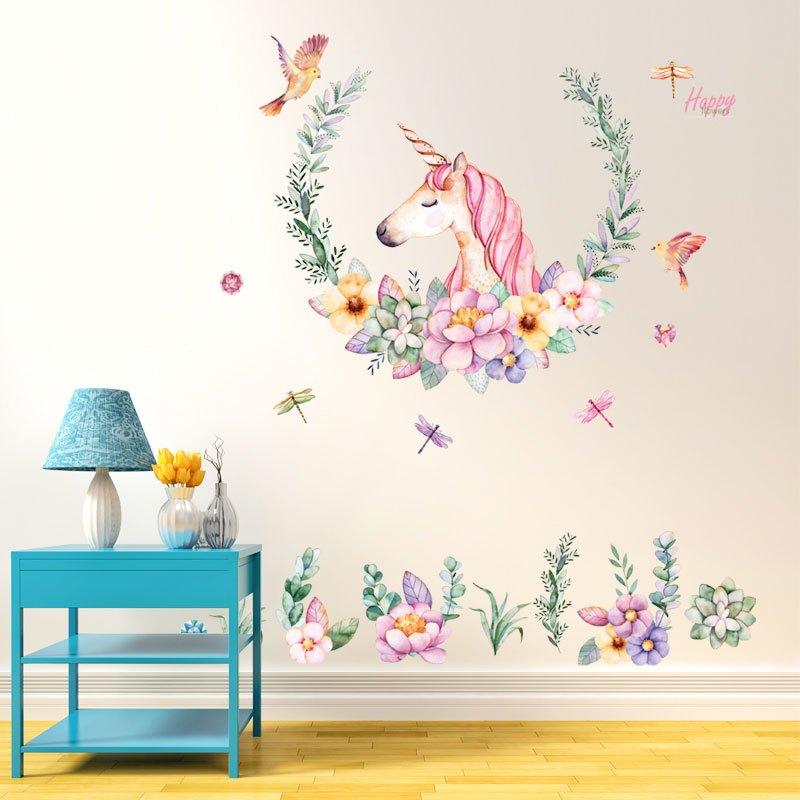 贴纸宿舍房间墙上墙纸贴画生活日用家庭清洁日常生活日用家居饰品墙贴