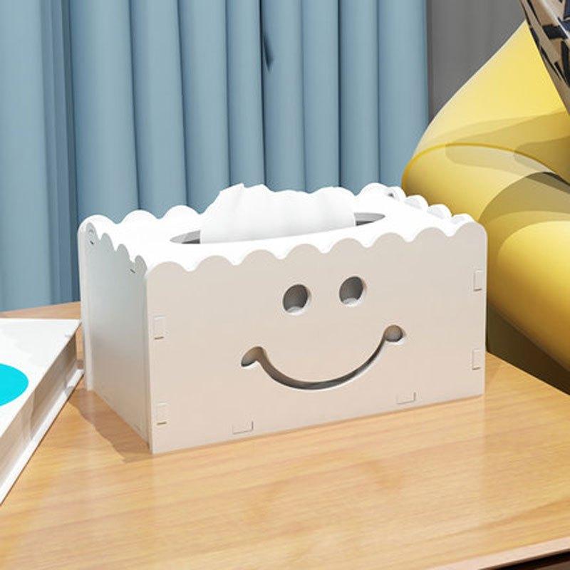 纸巾抽盒子 时尚创意纸巾盒欧式餐巾纸盒 可爱抽纸盒储物盒置物盒收纳