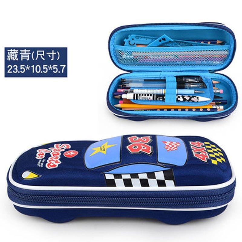 笔袋笔盒男女小学生大容量多功能简约创意儿童文具盒铅笔盒多色多款多图片