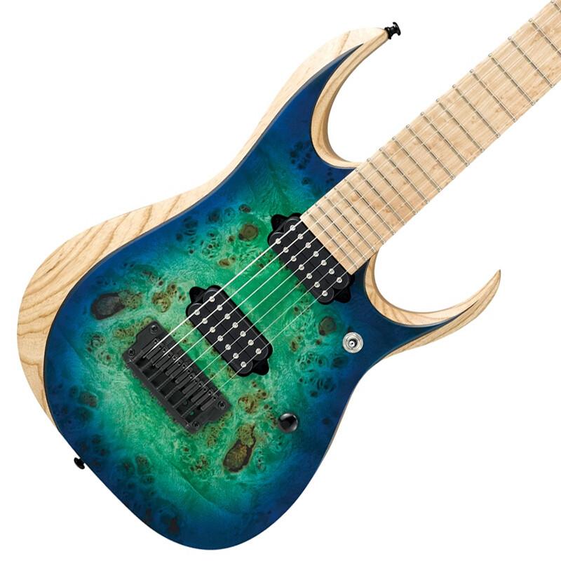ianez依班娜rgdixironlael铁标系列7弦电吉他