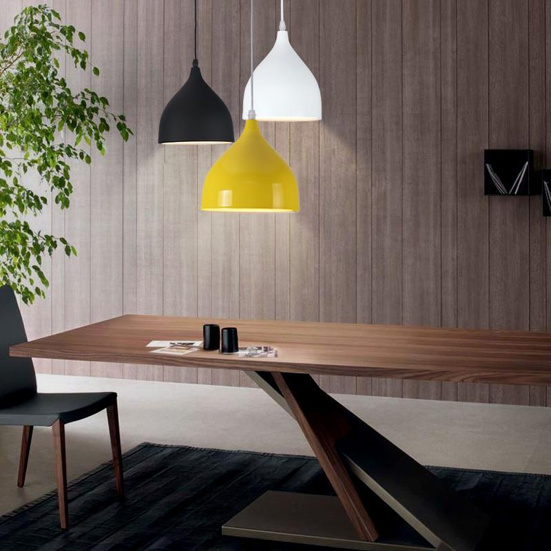 北欧艺术咖啡厅个性创意餐厅吧台 酒吧灯具奶茶店 简约现代吊灯饰图片