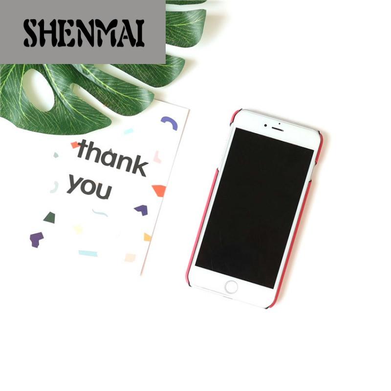 shm品牌可爱吃货小胖子宝宝饿了 iphone7手机壳苹果6
