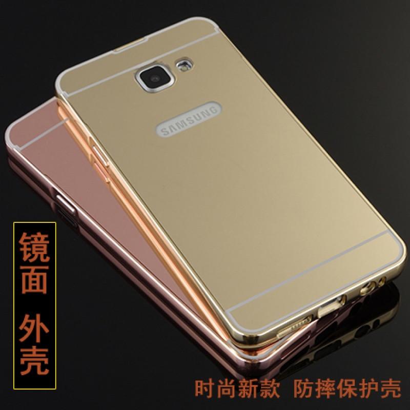 622款三星a7plus手机套a710f保护外壳a7100外金属边框
