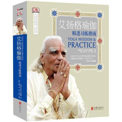 艾揚格瑜伽:精進習練指南(再版)