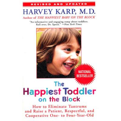 HAPPIEST TODDLER ON (REV ED)(ISBN=9780553805215)
