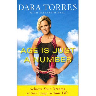 AGE IS JUST A NUMBER(ISBN=9780767931915)