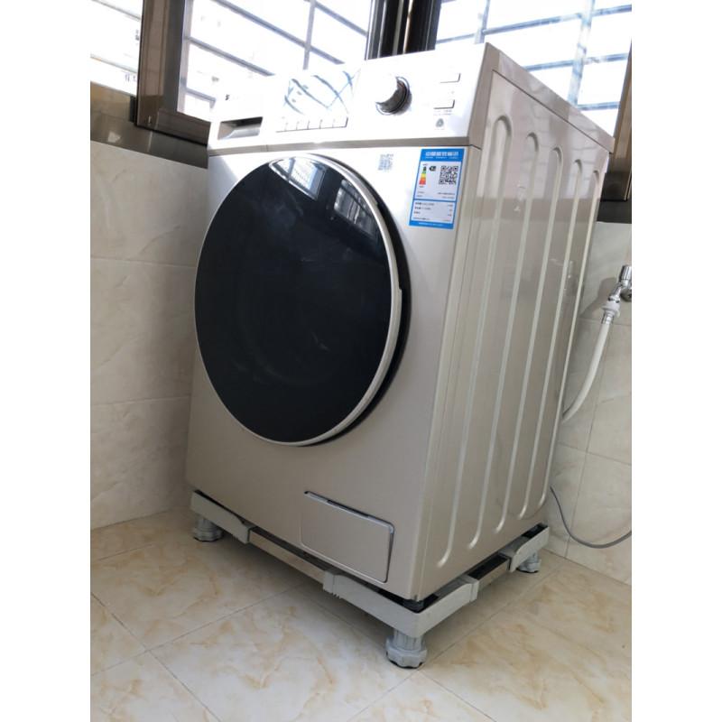 全自动滚筒通用洗衣机底座架子海尔小天鹅三洋移动万向轮通用垫高冰箱