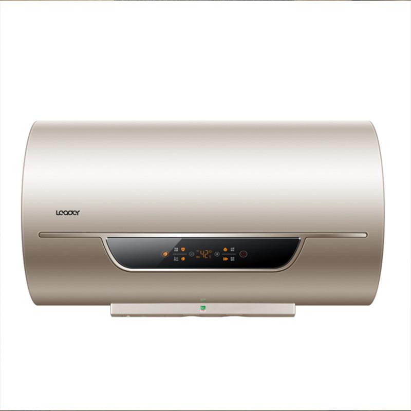海尔统帅电热水器les80h-ln7金(u1)急速加热 预约洗浴