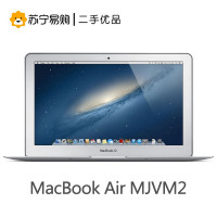 【全新】Apple MacBook Air 11.6英寸笔记本电脑 银色 Core i5 /4G/128G