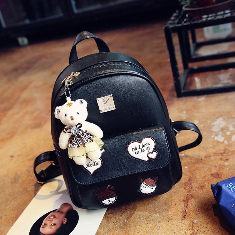 娉语可爱公主儿童双肩包女韩版女童小学生书包女孩背包少女时尚旅游包