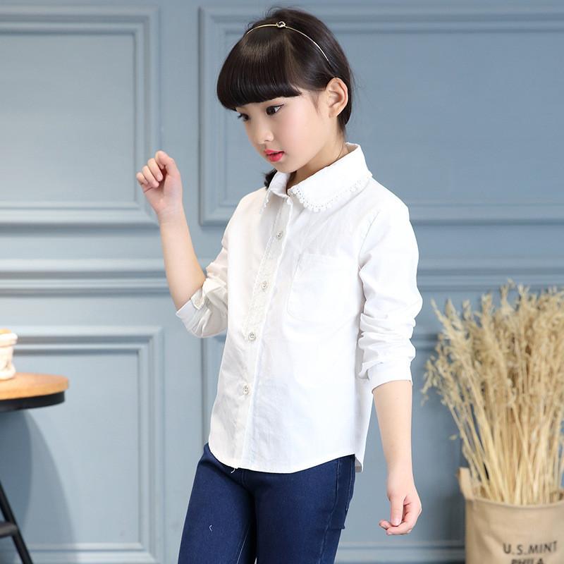 蕾丝衬衫儿童