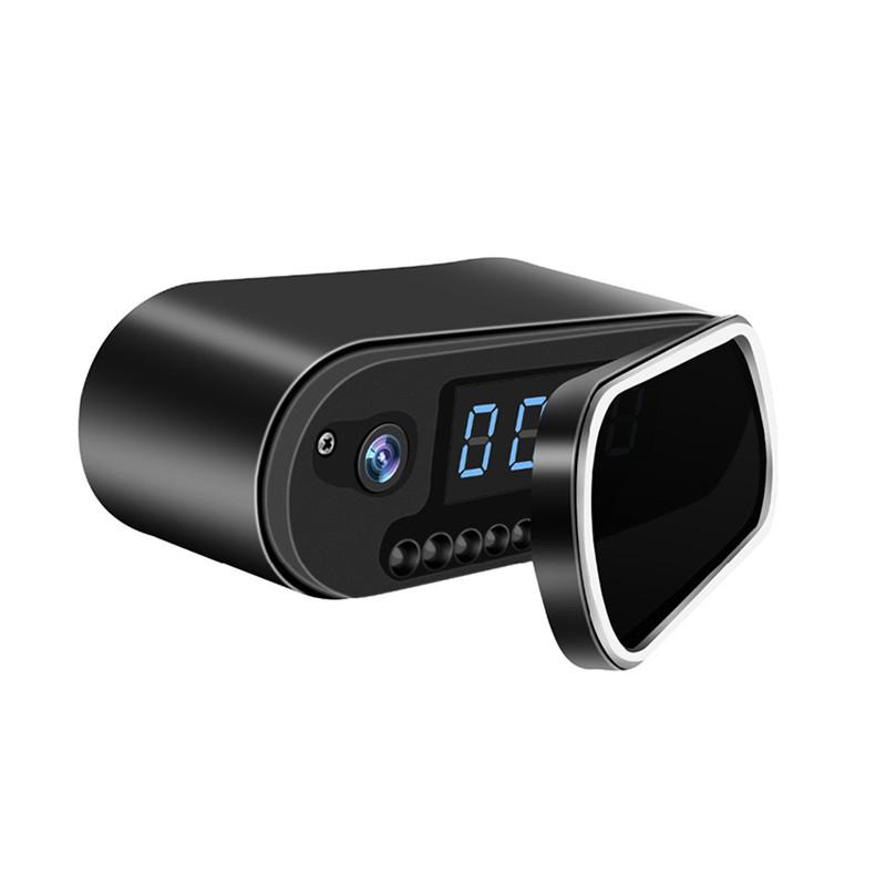 隐形监控录像一体机迷你红外线夜视无线网络家用监控摄像头超小监控器