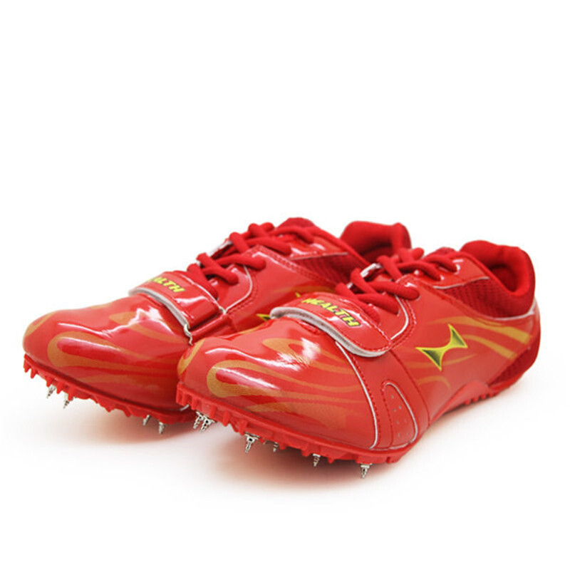 钉鞋囹�a_新款钉鞋田径鞋训练鞋比赛跑钉鞋男女钉子鞋