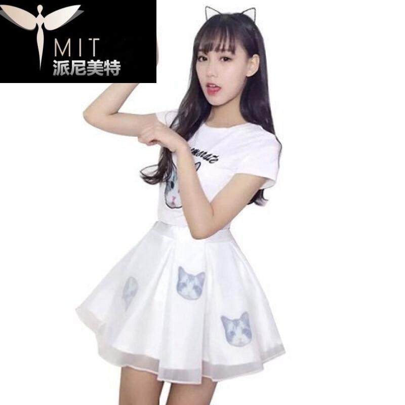 16夏装12少女装夏天裙子13高中14初中学生15岁女孩子18韩版连衣裙